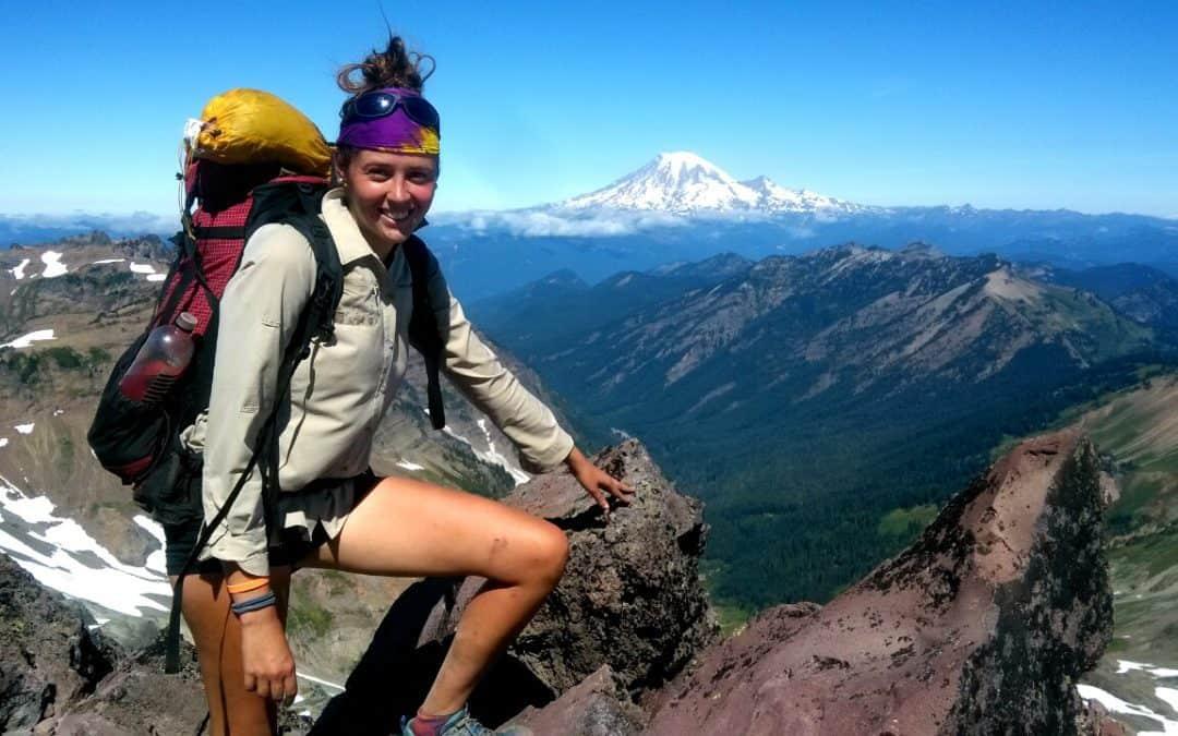 26. února 2019 PĚŠKY Z MEXIKA DO KANADY – Pacific Crest Trail – Monika Benešová