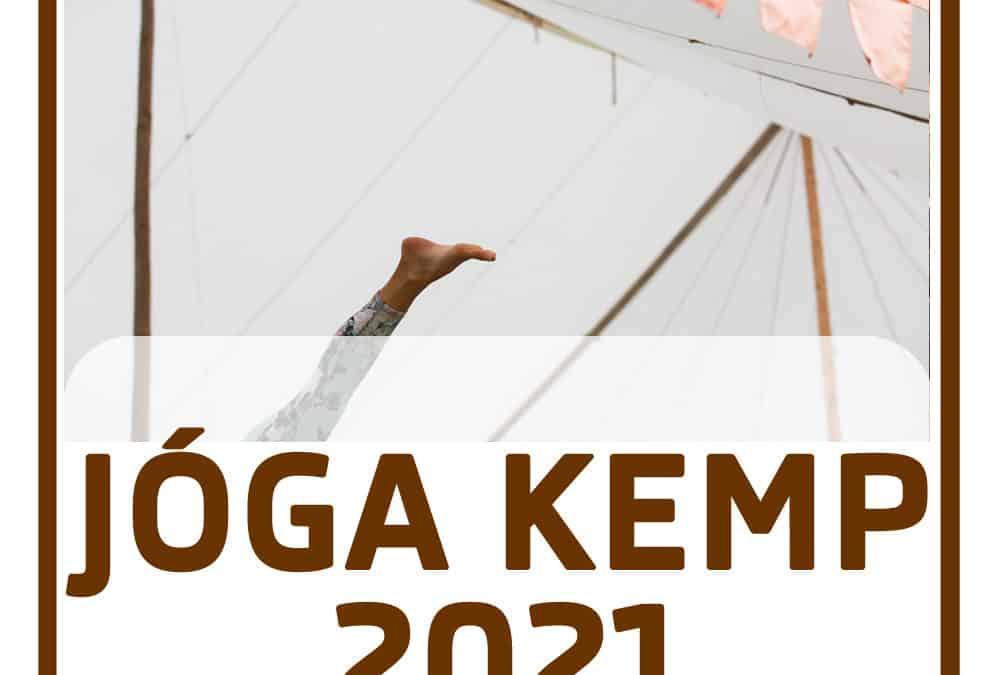 Jóga kemp v Českém ráji 2021