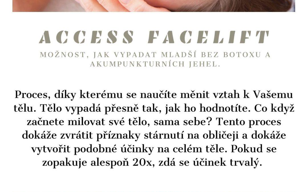 Access Bars – Monika Škodová v Recall centru